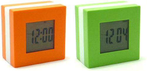 Magic Sensor LCD Clock (Images courtesy Homeloo)