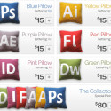 MySuiteStuff Adobe App Pillows