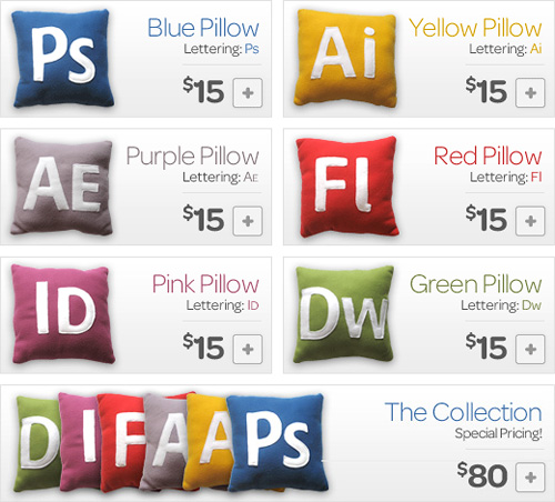 MySuiteStuff Pillows (Image courtesy MySuiteStuff)