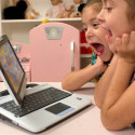 PeeWee Tablet Laptop Is Resistant To Drops, Spills, Screaming Children