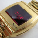 Vintage 1972 Pulsar P1 Prototype LED Watch On eBay