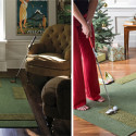 Putt Up Or Shut Up Rug Kit Turns Your Living Room Into A Miniature Golf Course
