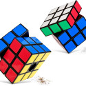Rubik's Cube Salt & Pepper Mills