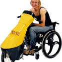 Speedy Elektra Adds Electric Power Drive To Any Wheelchair