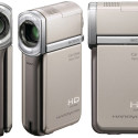 Sony Announces The HDR-TGV5 Compact HD Camcorder