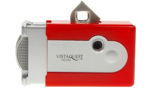 Superheadz VQ1005 VistaQuest Camera (Image courtesy AudioCubes)