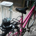 Stationary Bike Blender Kit
