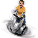 Dareway Segway Knock-off For Kids – This Young Lad Certainly Seems To Be Enjoying It