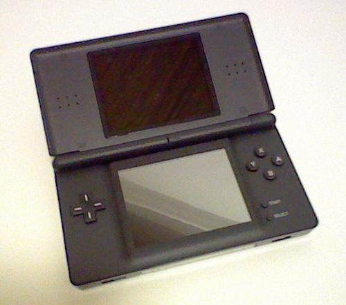Nintendo DSi (Image property of OhGizmo!)