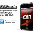 DSLR Remote Controls Your Canon DSLR From Your iPhone