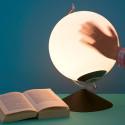 Dynamic Lamp Glows When You Spin It