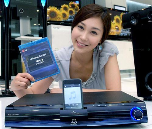 LG HB954TBW (Image courtesy Akihabara News)