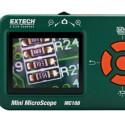 Extech Mini Microscope Debuts