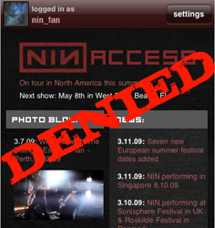 nin-denied