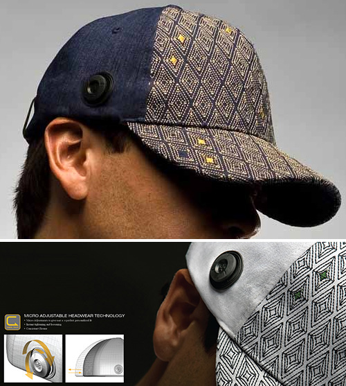 Nobis Caps (Images courtesy Nobis & Wired Gadget Lab)