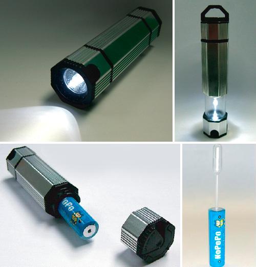 NoPoPo Mini Lantern (Images courtesy the Japan Trend Shop)