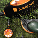 Orange To Launch Their Power Pump Cell Charger At Glastonbury 2009