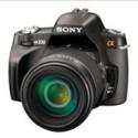 Sony Unveils Three New Alpha DSLRs