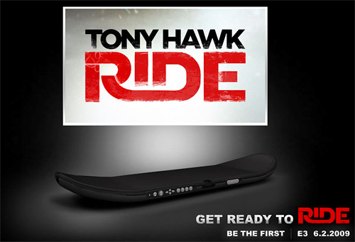 Tony Hawk Ride (Image courtesy Activision)