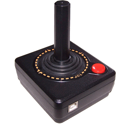 USB Classic Joystick (Image courtesy Thumbs Up (UK))
