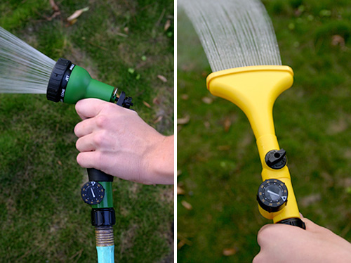 Water Watch Spray Nozzles (Images courtesy E3Living)