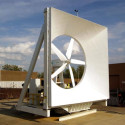 WindCube generates 60kW of rooftop power Kermit-style