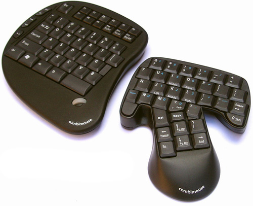 Combimouse (Image courtesy Combimouse)