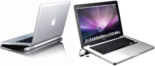 Just Mobile Cooling Bar For MacBook (Images courtesy Amazon)