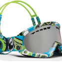 DX Skullcandy/Ionized Snow Goggles