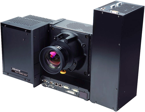 Christie Entero Projector (Image courtesy Christie)