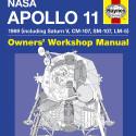 NASA Apollo 11 Service Manual From Haynes