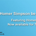 TomTom Lets You Take Directions From Homer Simpson