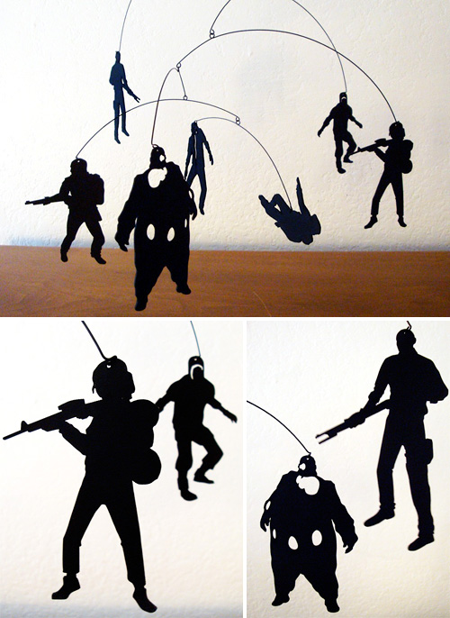 Left 4 Dead Mobile (Images courtesy Etsy)