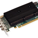 Matrox M9148 LP PCIe x16 Card Supports Four Monitors