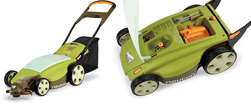 Neuton CE 6 Battery-Powered Mower (Images courtesy Neuton)