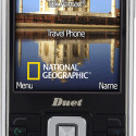 National Geographic Teams Up with Cellular Abroad for Travel Phone