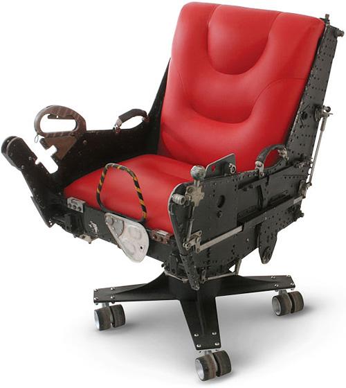 F-4 Ejection Seat (Image courtesy MotoArt)