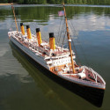 Six Foot Remote Controlled RMS Titanic Is Doomed To A Life Of Scale Replica Disasters