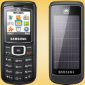 Solar Cell Phone Is Earth Friendly, Dirt Cheap