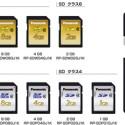 Panasonic's New Class 10 SDHC Cards