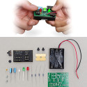 Thumb Stadium Electronic Game Kit – Some Assembly And Imagination Required