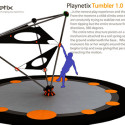 Could The Playnetix Tumbler Get Tweens Off Their Butts?