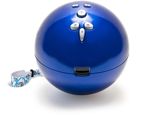Bowling ball for Wii (Image courtesy CTA Digital)