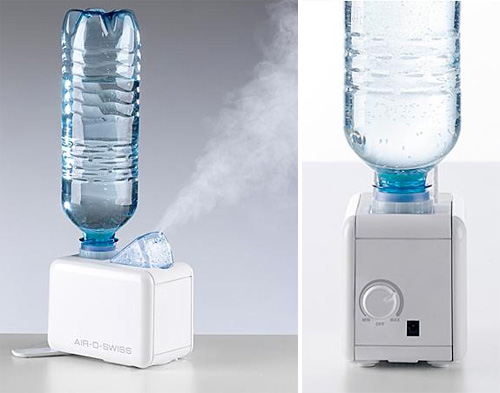 Air-O-Swiss Travel Humidifier (Images courtesy Air-O-Swiss)