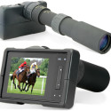 Avatar Digital Binocular And Spy Camera With 21x Optical Zoom