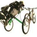 Be Green When You're On The Green With The Bicycle Golf Caddy