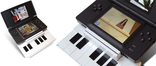 Namco Easy Piano (Images courtesy Casualgaming.biz and MCV)