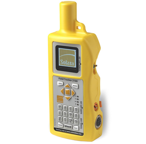 Solara Field Tracker 2100 (Image courtesy Solara)