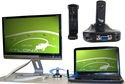 Atlona HDAiR (Images courtesy Atlona Technologies)