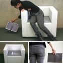 Tomomi Sayuda's iBum Photocopier Chair